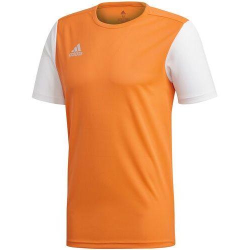 Koszulka dla dzieci estro 19 jersey junior pomarańczowa dp3236/dp3227 marki Adidas