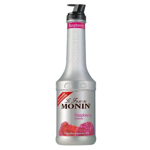 Monin Puree raspberry - malina 1l (3052910033132)