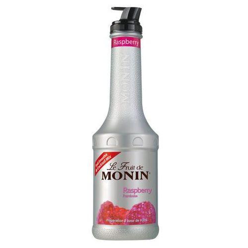 Monin Puree raspberry - malina 1l (3052910033132)