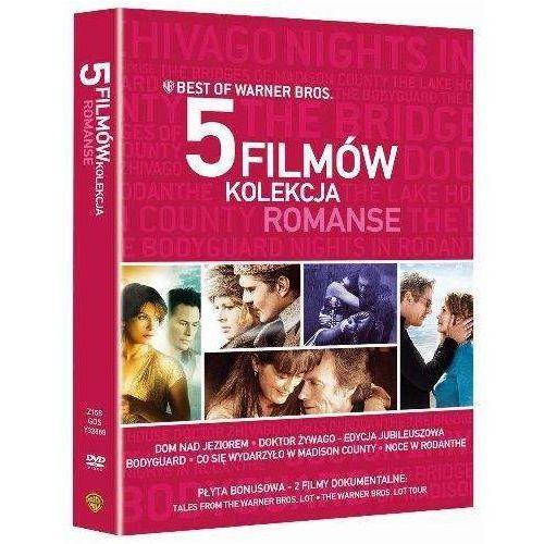 Romanse, Kolekcja na 90-lecie Warner Bros (DVD) - Różni DARMOWA DOSTAWA KIOSK RUCHU (7321909328891)