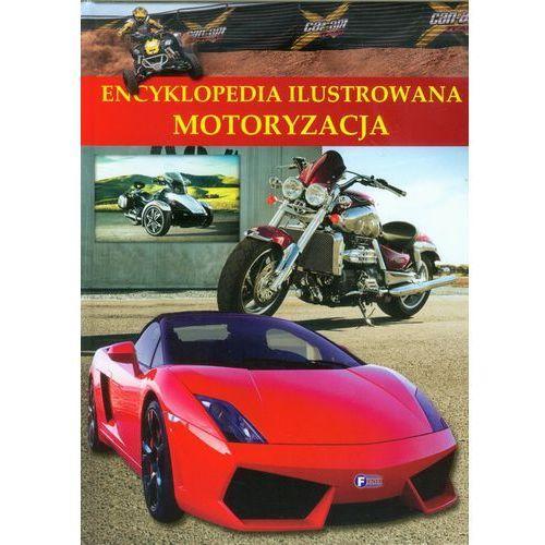 Encyklopedia ilustrowana Motoryzacja, praca zbiorowa