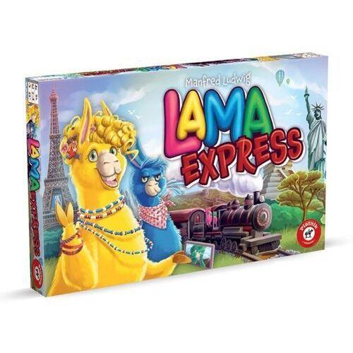 Gra Lama Express (PL) + PREZENT do zakupów za min.30 zł.