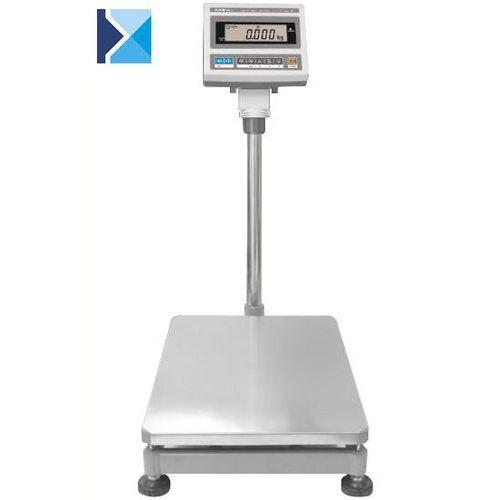 Waga platformowa db-ii plus lcd 150kg (szalka 360x460) marki Cas