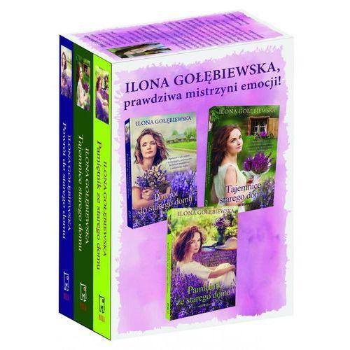 Pakiet: Saga o starym domu - Ilona Gołębiewska - Ilona Gołębiewska, Ilona Gołębiewska