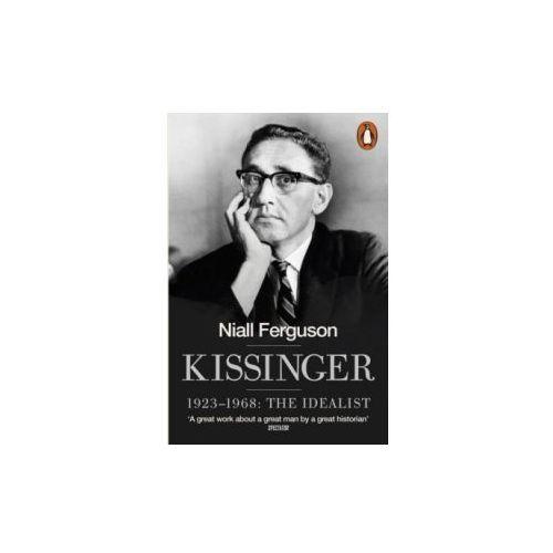 1923-1968: The Idealist. Kissinger. Der Idealist, 1923-1968, englische Ausgabe