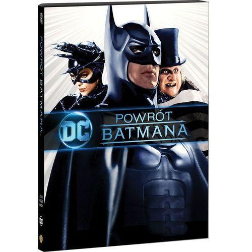 POWRÓT BATMANA EDYCJA SPECJALNA (2 DVD) KOLEKCJA DC (Płyta DVD)