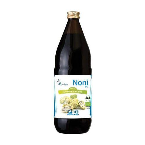 Organiczny 100% sok z noni - (pojemność:: 1000 ml) marki Dr gaja