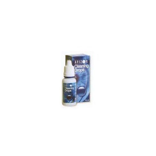 Lacrifresh cleaning drops - czyszczące - 15ml marki Avizor