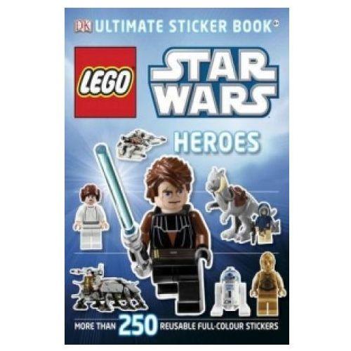 LEGO Star Wars Heroes Ultimate Sticker Book - Wysyłka od 5,99 - kupuj w sprawdzonych księgarniach !!! (9781405364409)
