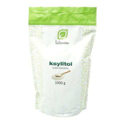 Intenson Ksylitol fiński danisco cukier brzozowy 1 kg