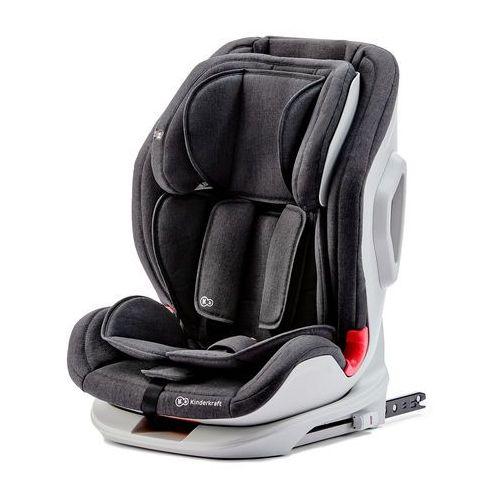 KinderKraft fotelik samochodowy ONETO3 ISOFIX Black, 1_684897