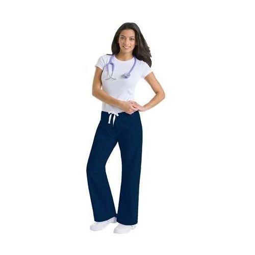 Damskie spodnie medyczne Urbane Scrubs 9502 - AQUA BREEZE XS (odzież medyczna)