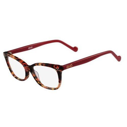 Liu jo Okulary korekcyjne lj2623 612