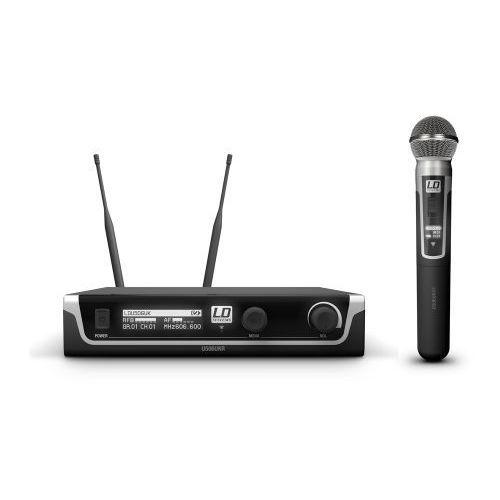 u506 uk hhd mikrofon bezprzewodowy doręczny marki Ld systems