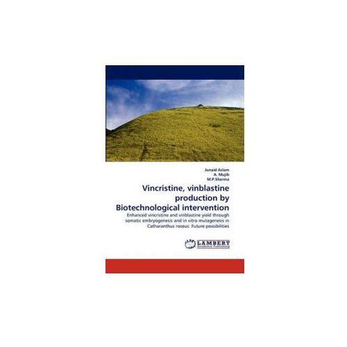 Vincristine, vinblastine production by Biotechnological intervention (9783843374644)