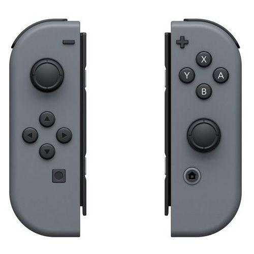 Kontrolery switch szary + zamów z dostawą jutro! + darmowy transport! marki Nintendo