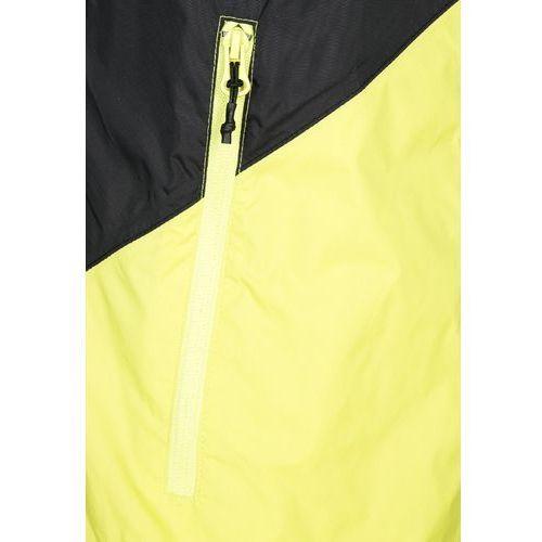 Quiksilver NEW WAVE Kurtka przeciwdeszczowa sulpur spring - produkt z kategorii- kurtki dla dzieci