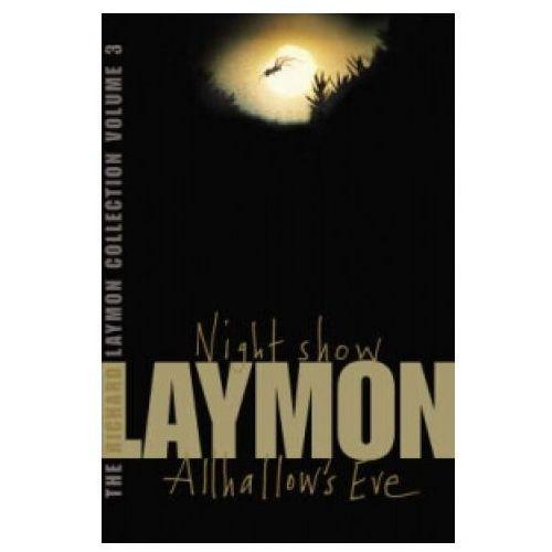 Richard Laymon Collection Volume 3: Night Show & Allhallow's Eve (9780755331703)