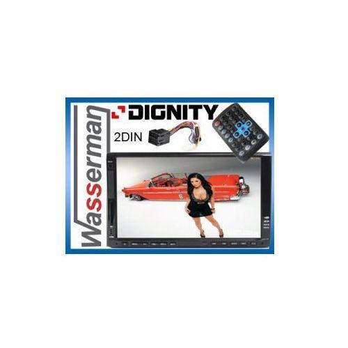 Multimedialne radio 2 DIN Dignity HT-869 - szczegóły w Wasserman