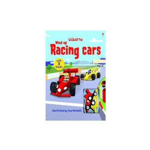 Wind-up Racing Cars (9781409507819)