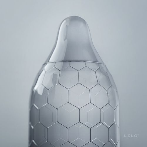Prezerwatywy - Lelo HEX Condoms Original 12szt