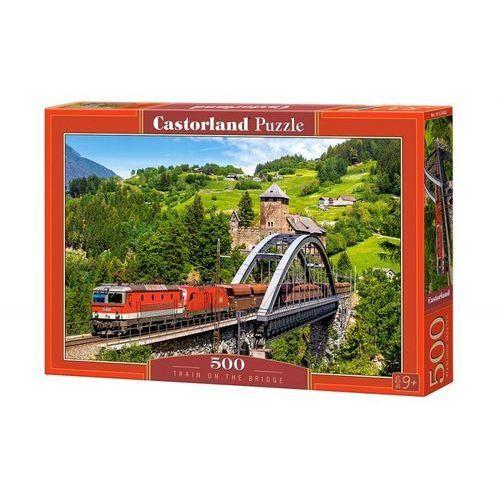 500 elementów, Pociąg na moście (5904438052462)
