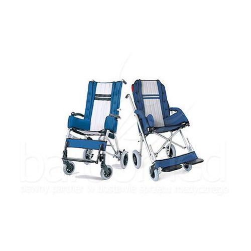 Wózek inwalidzki dziecięcy spacerowy ormesa clip roz. 4 wyprodukowany przez Mobilex