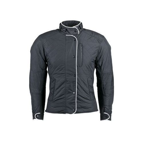 W-tec Damska kurtka motocyklowa jurianna nf-2785, czarno-biały, xl