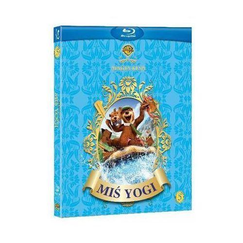 Miś Yogi - Magia Kina (Blu-ray) (7321996288023)