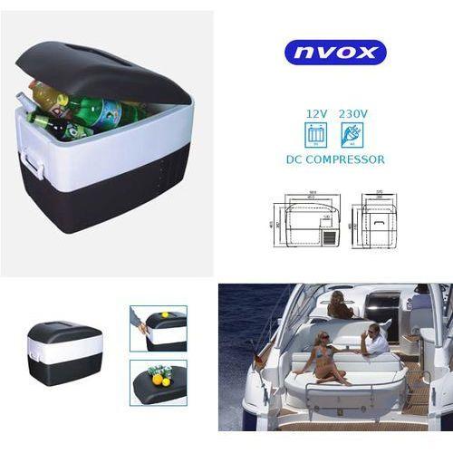 NVOX K40Y lodówka turystyczna samochodowa 40L sprężarkowa z kompresorem 12V 230V - produkt z kategorii- lodówki turystyczne