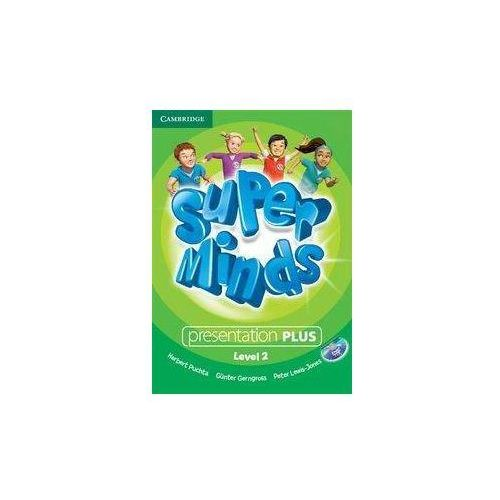 Super Minds 2 Presentation Plus DVD (Płyta DVD)