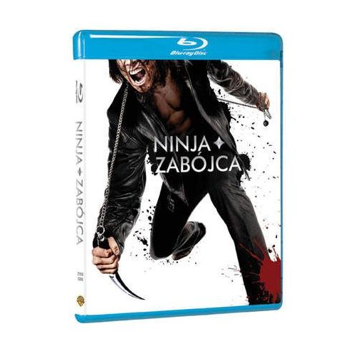 Ninja zabójca (blu-ray) - james mcteigue darmowa dostawa kiosk ruchu marki Galapagos
