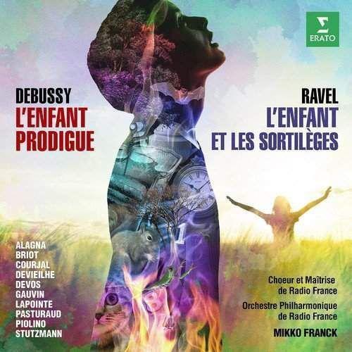 Debussy: L'enfant Prodigue, Ravel: L'enfant Et Les Sortileges, 9029589692