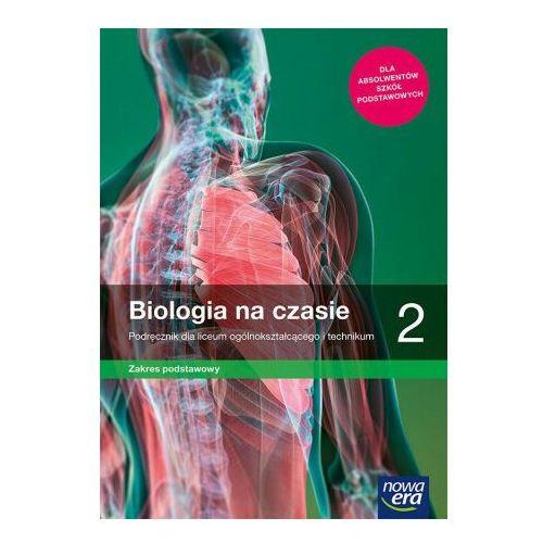 Biologia LO 2 Na czasie... Podr. ZP NPP wyd.2020, Nowa Era