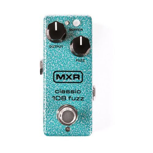 m 296 classic 108 fuzz mini efekt gitarowy marki Mxr