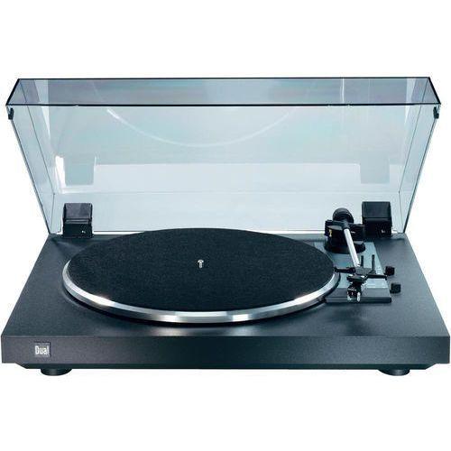 Dual Gramofon  cs 415-2, 33 1/3, 45 obrotów/min., czarny (4260114740018)
