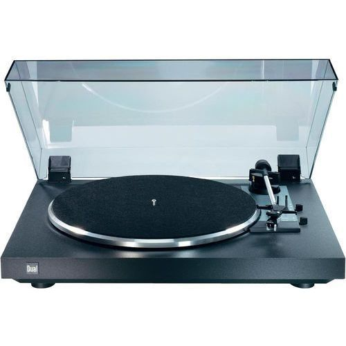 Gramofon Dual CS 415-2, 33 1/3, 45 obrotów/min., czarny z kategorii Gramofony