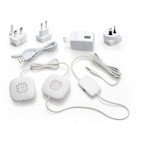 Pa-200 głośniki stereofoniczne ze wzmacniaczem - szumy uszne, bezsenność marki Sound oasis