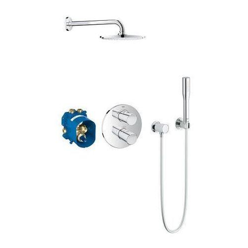 Grohe podtynkowy zestaw prysznicowy termostatyczny Grohtherm 2000 34631000