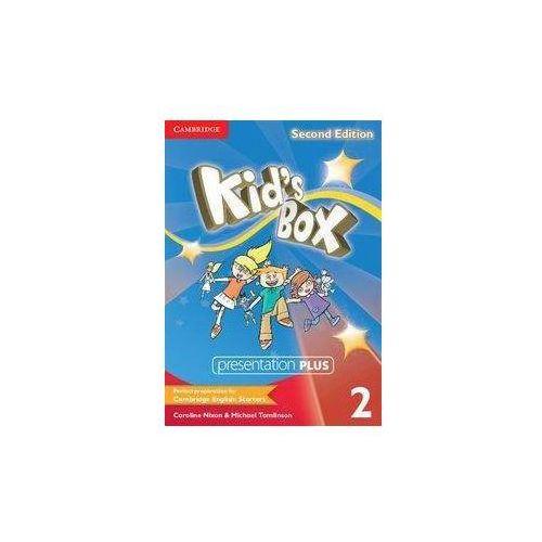 Kid's Box Second Edition 2 Presentation Plus (Płyta DVD) (9781107657441)