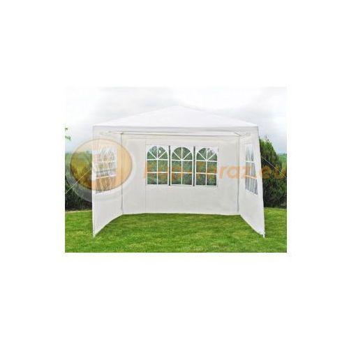 Ścianka boczna do Pawilonu namiotu ogrodowego 3x3 ścianki do pawilonów namiotów Biała oferta ze sklepu Kup-Teraz.eu