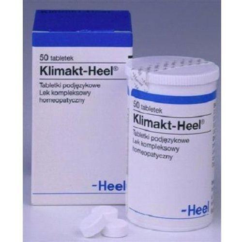Tabletki HEEL KLIMAKT-T, 50 TABLETEK