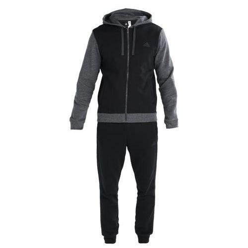 adidas Performance ENERGIZE Dres dark grey heather/black/black, kolor szary