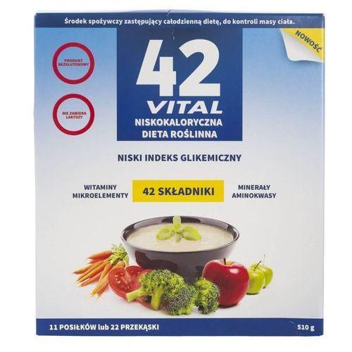 42 Vital Niskokaloryczna dieta Roślinna (5902596935351)