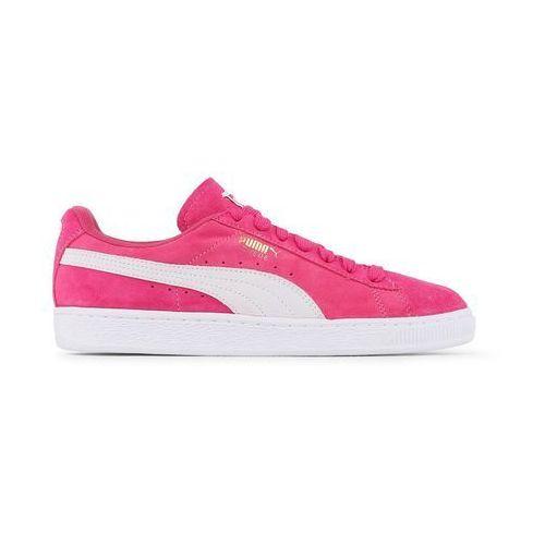 Buty Damskie Puma Sneakersy Suede Classic 355462-38 Różowe, kolor różowy
