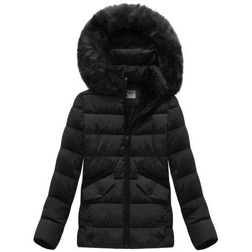 58acc79db9a9c Pikowana kurtka z kapturem czarna (b3570) - czarny, S'west 129,90 zł  szczególnie ciepła kurtka zimowa z kapturem. Kurtka ocieplona puchem  syntetycznym ...