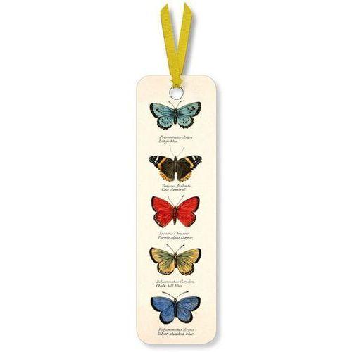 Zakładka do książki Butterflies. Darmowy odbiór w niemal 100 księgarniach!