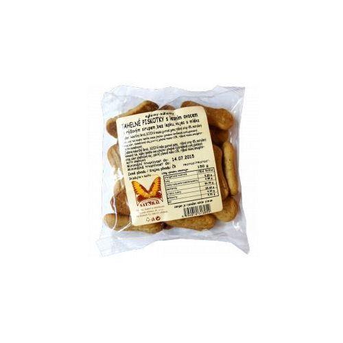 Natural Ciasteczka jaglane z owocami leśnymi bezglutenowe 150 g (8594010318054)