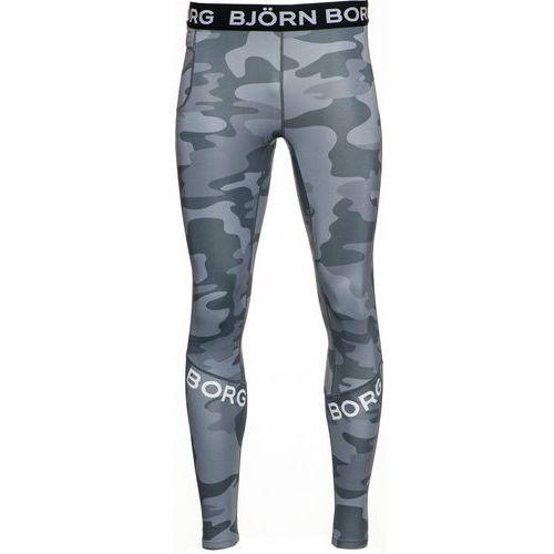 347078aa16a3a Björn Borg legginsy męskie Tights Aidan L szare, 1 rozmiar 225,00 zł Męskie  legginsy od producenta Björn Borg. Wielkim atutem jest niebanalny design,  ...