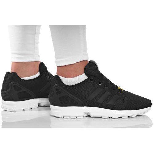 Buty damskie zx flux k m21294 - czarny marki Adidas
